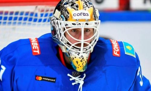 Хоккеист «Барыса» находится в шаге от звания лидера КХЛ