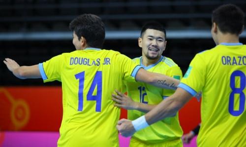 Необычная дуэль состоится в матче Бразилия — Казахстан за «бронзу» ЧМ-2021 по футзалу
