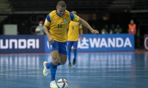 «Мы оставим все силы ради этого». Лидер сборной Бразилии поставил цель на матч с Казахстаном