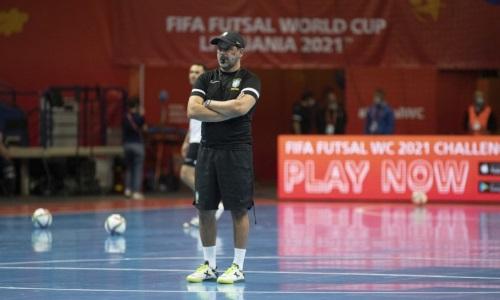 «Таков наш путь». Наставник сборной Бразилии оценил важность матча с Казахстаном за «бронзу» ЧМ-2021