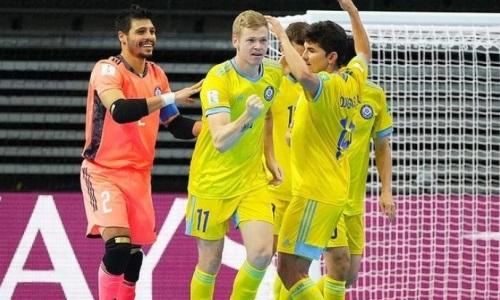 У игрока сборной Казахстана с пушечным ударом оказался учитель бразилец