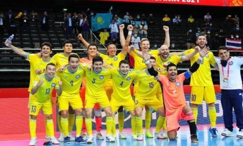 «Он будто не из этого мира». Назван лучший игрок в составе сборной Казахстана на ЧМ-2021 по футзалу