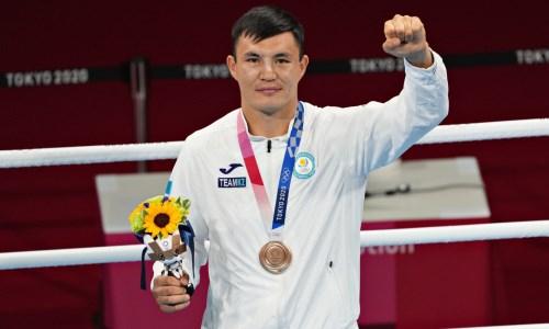 Бронзовый призер Олимпиады Кункабаев примет участие в турнире в Алматы