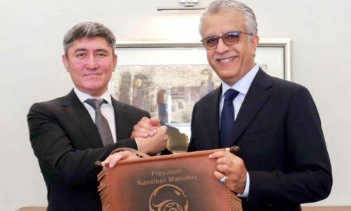 Футбольный союз соседней с Казахстаном страны остался без президента