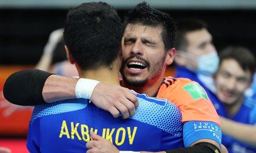 Казахстан с «бронзой»? Названы чемпион и призеры ЧМ-2021 по футзалу