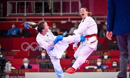Казахстанские каратисты завоевали четыре медали Премьер-Лиги в Москве