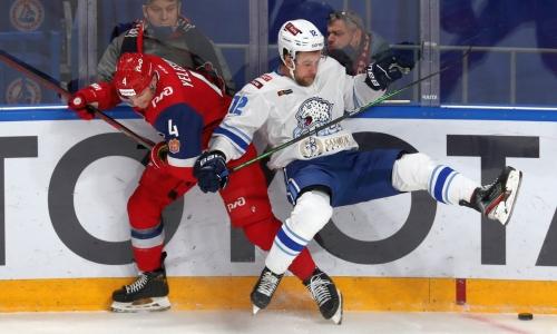 «Михайлис оставил соперника без сюрпризов». КХЛ разобрала поражение «Барыса» в Ярославле