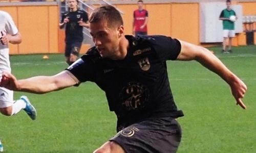 Российский клуб вырвал ничью через минуту после замены форварда сборной Казахстана