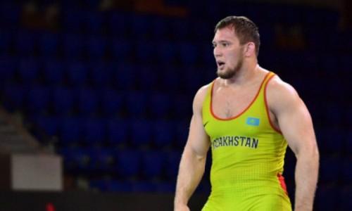 Казахстан проиграл вторую схватку за «бронзу» чемпионата мира по вольной борьбе в Осло