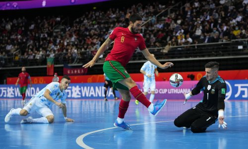 Определился новый чемпион мира по футзалу. Ему повезло в матче с Казахстаном