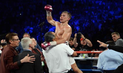 Абель Санчес назвал виновников срыва боя Головкина за звание абсолютного чемпиона мира