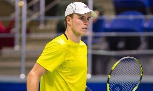 Казахстанский теннисист совершил рывок в рейтинге ATP