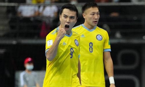 Игроки сборной Казахстана провели свои юбилейные матчи на ЧМ-2021