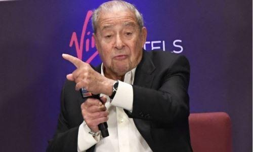 Боб Арум объявил следующего соперника победителя боя Фьюри — Уайлдер