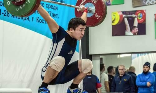 Два тяжелоатлета представят Казахстан на мировом первенстве
