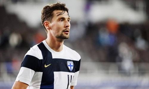 Сборная Финляндии лишилась двух футболистов на матч с Казахстаном