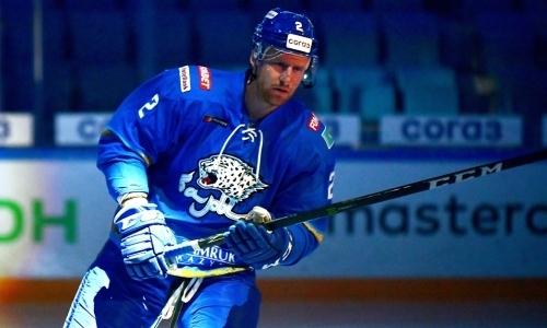 Клуб НХЛ поместил ушедшего из «Барыса» канадского хоккеиста в драфт отказов