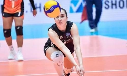«Жетысу» разгромно проиграл в четвертьфинале женского клубного чемпионата Азии