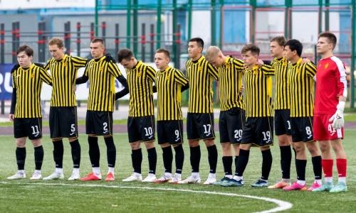 «Кайрат-Москва» несмог выиграть вчетвертом матче ФНЛ-2 подряд