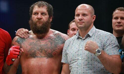 Федор Емельяненко заявил, что его брат убивает бокс