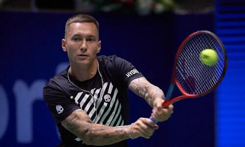 Казахстанский теннисист проиграл в финале квалификации «Челленджера» в Барселоне