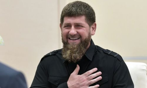 Казахстанский боец сделал необычный «подарок» Рамзану Кадырову на день рождения