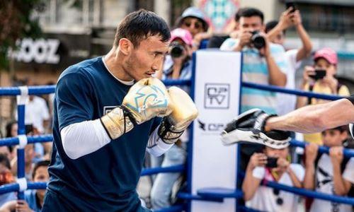 Канат Ислам сделал заявление о возвращении на ринг