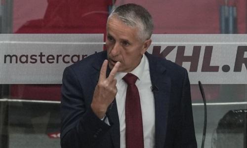 «Авангард» призвали задуматься о позиции главного тренера перед матчем с «Барысом»