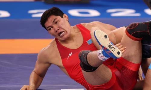 Казахстанские вольники не завоевали ни одну медаль на чемпионате мира в Осло