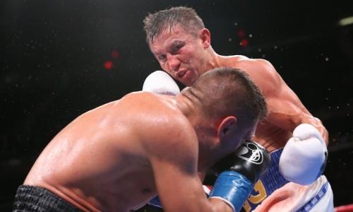 Головкин «выбил всё дерьмо» из американского боксера с 22 победами