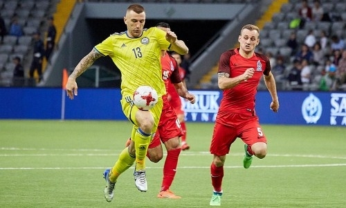 В составе сборной Казахстана произошли серьезные изменения перед матчами отбора ЧМ-2022