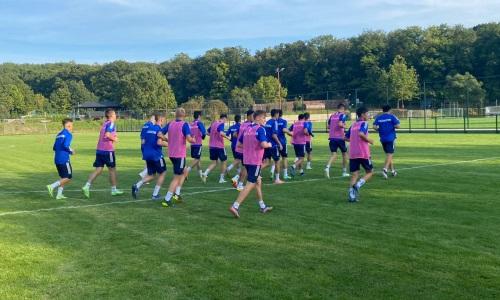 Объявлен состав юношеской сборной Казахстана на матчи отбора ЕВРО-2022