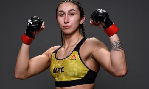 Соперница Марии Агаповой входит в пятерку действующих рекордсменок дивизиона UFC