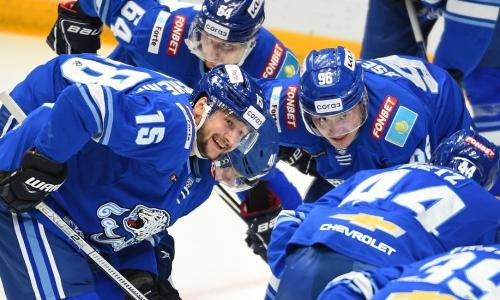 Прямая трансляция матча КХЛ «Барыс» — «Авангард»