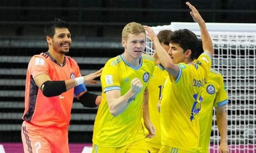 «Нам не стыдно». Игрок сборной Казахстана оценил выступление команды на ЧМ в Литве