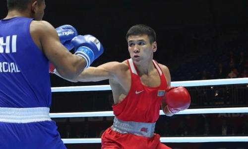 Нокдаун казахстанского боксера на прошедшем чемпионате мира вспомнила AIBA. Видео