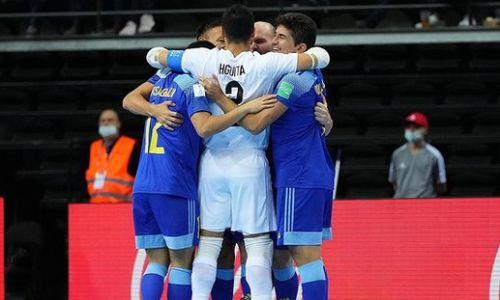 Сборную Казахстана по футзалу оставят без премиальных за выступление на чемпионате мира-2021?
