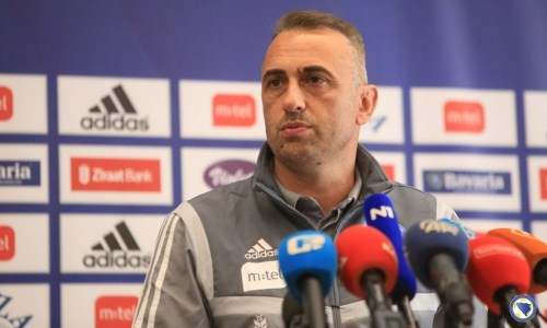 Тренер сборной Боснии и Герцеговины рассказал о предстоящем матче в Казахстане и форме Эдина Джеко
