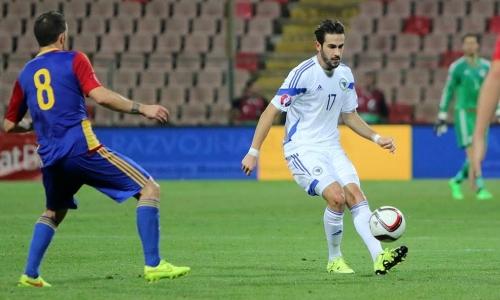 Сборная Боснии и Герцеговины понесла очередную потерю на матч с Казахстаном