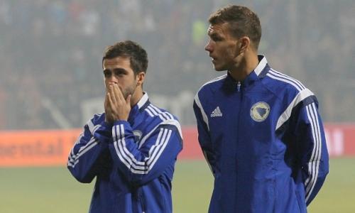 Названа самая большая проблема сборной Боснии и Герцеговины перед важным матчем с Казахстаном