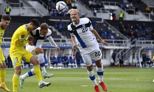 В сборной Финляндии назвали свою главную проблему перед матчами с Казахстаном и Украиной в отборе ЧМ-2022