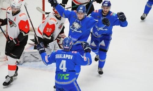 «В случае успеха». КХЛ добавила мотивации «Барысу» на матч с «Авангардом»