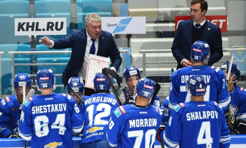 «Барыс» понес потерю перед матчем КХЛ с «Авангардом»