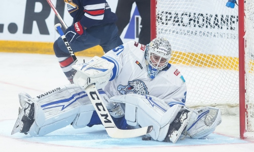 Две шайбы в ворота «Барыса» попали в список лучших голов на пятой неделе КХЛ. Видео