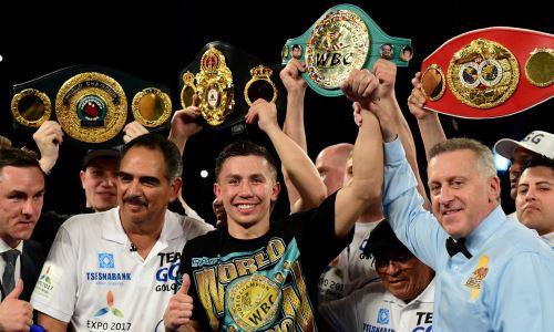 «Устрашающее мастерство». Головкин вошел в рейтинг величайших боксеров XXI века