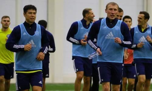 Утверждён состав сборной Казахстана на матчи отбора к чемпионату мира-2022