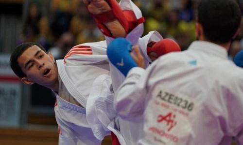 «Я с явным преимуществом обыграл россиянина». Казахстанец оценил свое «золото» Премьер-лиги по каратэ