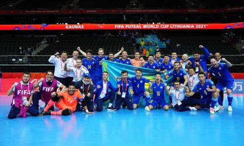 Подсчитано количество зрителей на матчах сборной Казахстана на ЧМ-2021