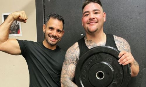 Энди Руис возмутил экс-чемпиона мира своей новой татуировкой. Фото