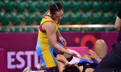 Казахстанка вырвала победу с 2:10 и вышла в полуфинал чемпионата мира